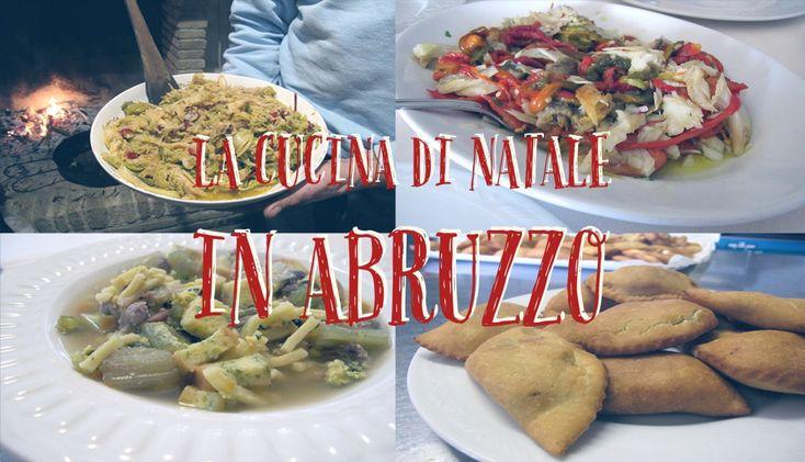 Il menu delle feste, la cucina di Natale in Abruzzo