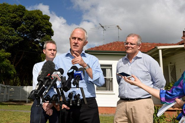 "The prime minister and the treasurer have officially launched the ~scare campaign~ phase of this election by viciously attacking Labor's negative gearing proposals, repeatedly calling it a ""housing tax"" on ""mum and dad investors""."