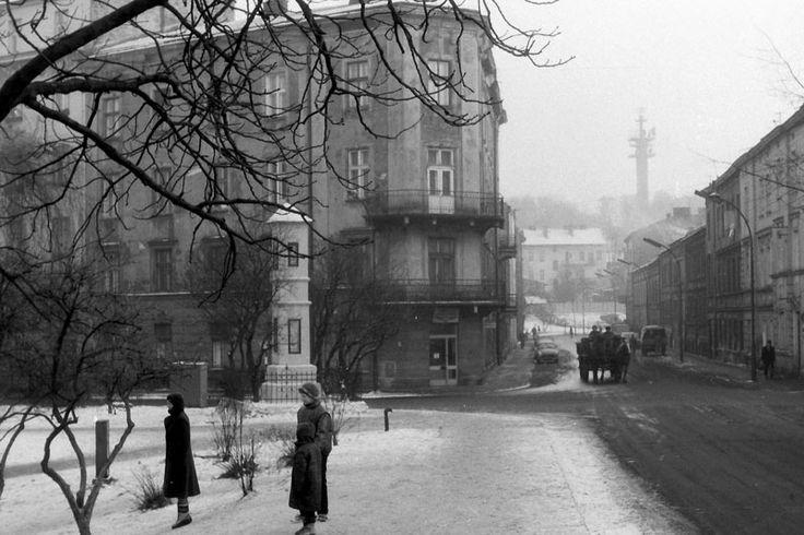 róg Krasickiego/Długosza 1980-1981