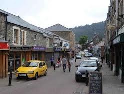 abertillery town