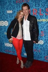 Kevin Bacon with wife Kyra Sedgwick