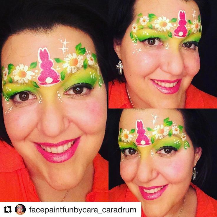 81 vind-ik-leuks, 2 reacties - Facepaintfriends (@shareyourfacepaint) op Instagram: 'Love this look. Cute little 🐰#Repost @facepaintfunbycara_caradrum with @repostapp ・・・ Check out…'