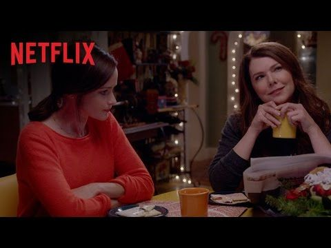 Don't Freak Out But the 'Gilmore Girls: A Year in the Life' Premiere Date Nov 25th | Decider | Netflix