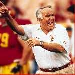 John Alexander Robinson (born July 25, 1935) is a former American football player and coach best known for his two stints as head coach of the University of Southern California (USC) football team (1976–1982, 1993–1997)