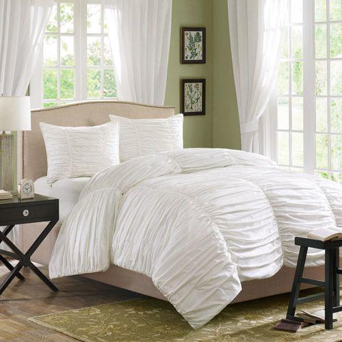 perfect white bedding