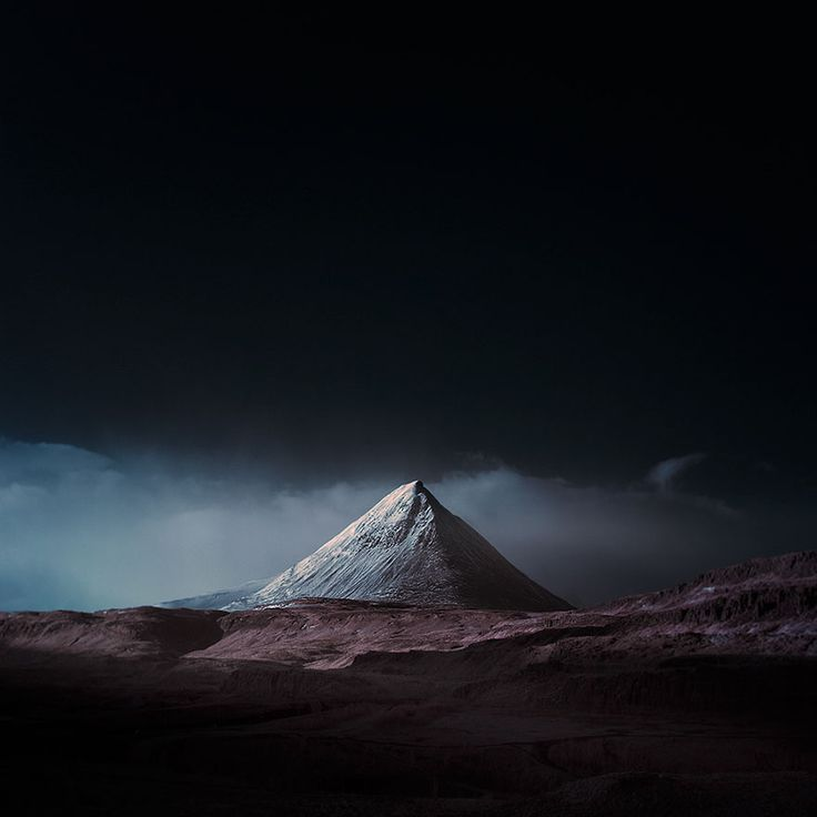 British photographer Andy Lee settled on Patagonia for his latest project: Patagonia Dreaming I.