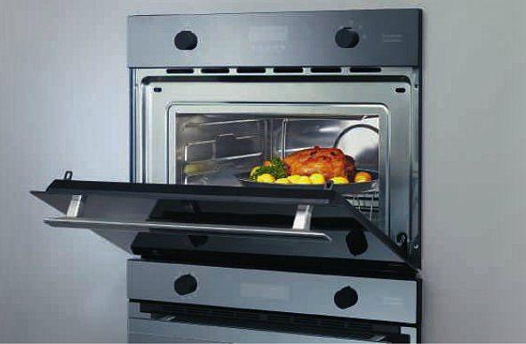 Molti di voi lo utilizzano solo per scaldare le pietanze ed invece con il forno a microonde è utile a cucina cibi leggeri e salutari. Ne parliamo in questo articolo! http://www.arredamento.it/forno-a-microonde.asp #forni #microonde #cucinare #cucina Whirpool Franke Italia Electrolux