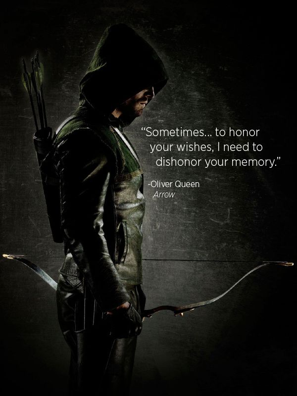 Arrow ( TV series ). Stephen Amell as Oliver Queen.