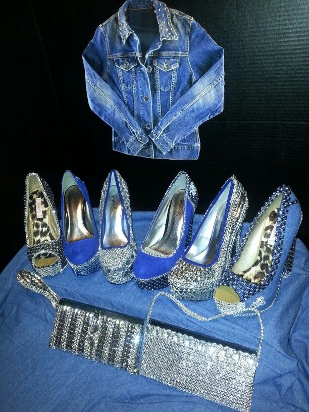 17 Best Images About Demin And Diamonds Party On Pinterest