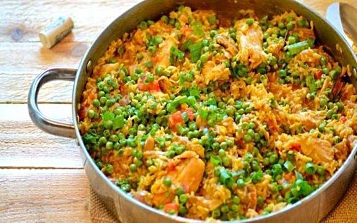 GALINHADA - http://www.receitasbrasileiraseportuguesas.com/galinhada/