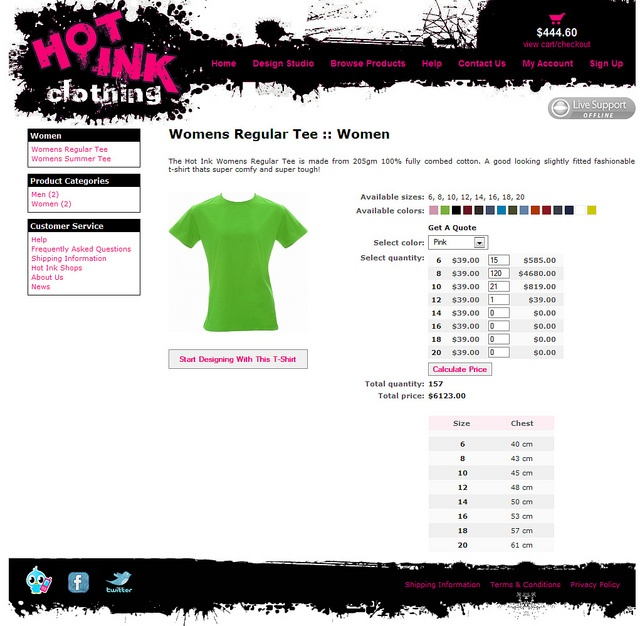 180 best design your own t shirt images on pinterest for Create your own shirt website