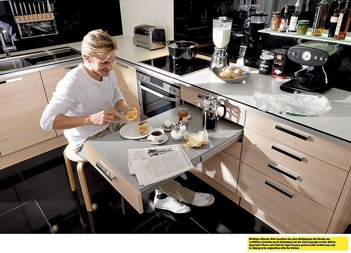 маленькая кухня увеличиваем пространство