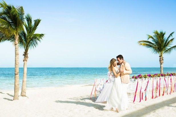Mexico Wedding Venues: Excellence Playa Mujeres