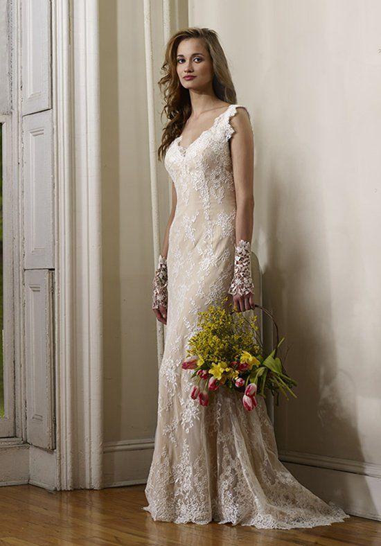 Robert Bullock Bride Jessica Sheath Wedding Dress