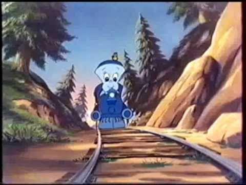 """Vidéo: Le petit train bleu. Idéal pour faire le lien avec la persévérance en début d'année. Même si parfois les travaux sont difficiles et longs, il faut quand même adopter un bon comportement et ce, même si le goût n'y est pas ou qu'on a le goût d'abandonner. Il faut se dire: """"Je sais que je peux"""" comme le petit train bleu."""