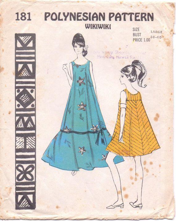 Make a long dress short 1960s