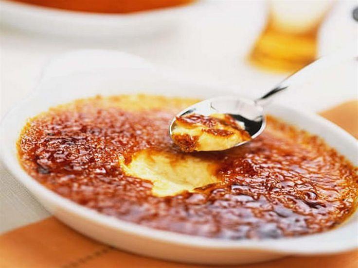 Receta sencilla y saludable de crème brûlée | Notas | La Bioguía