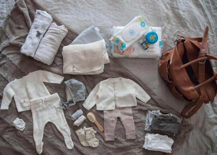 OUR HOSPITAL BAGS : ROUND TWO