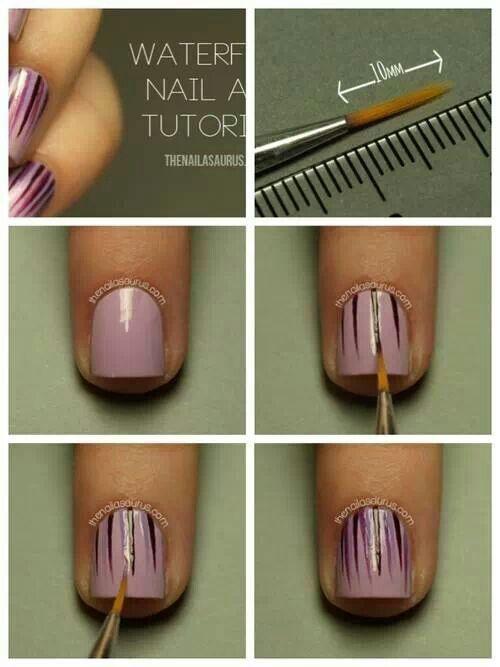 Mejores 52 imágenes de Nails en Pinterest   Uñas bonitas, Diseño de ...