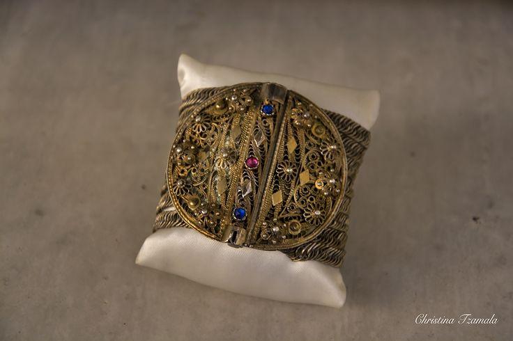 authentic jewelry / bracelet / Attica