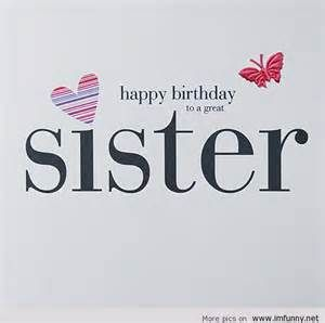Funny Happy Birthday Quotes For Sister | happy birthday sister quotes facebook happy birthday brother click on