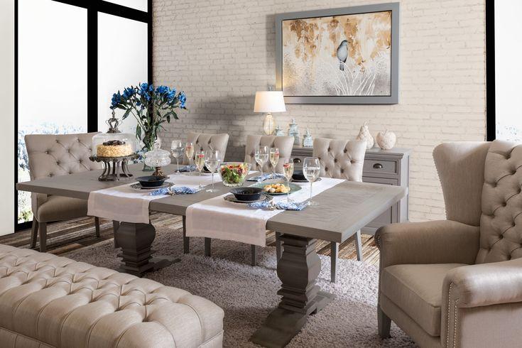 Comedor vintage mesa industrial silla sin brazo 53138 for Bancas para comedor