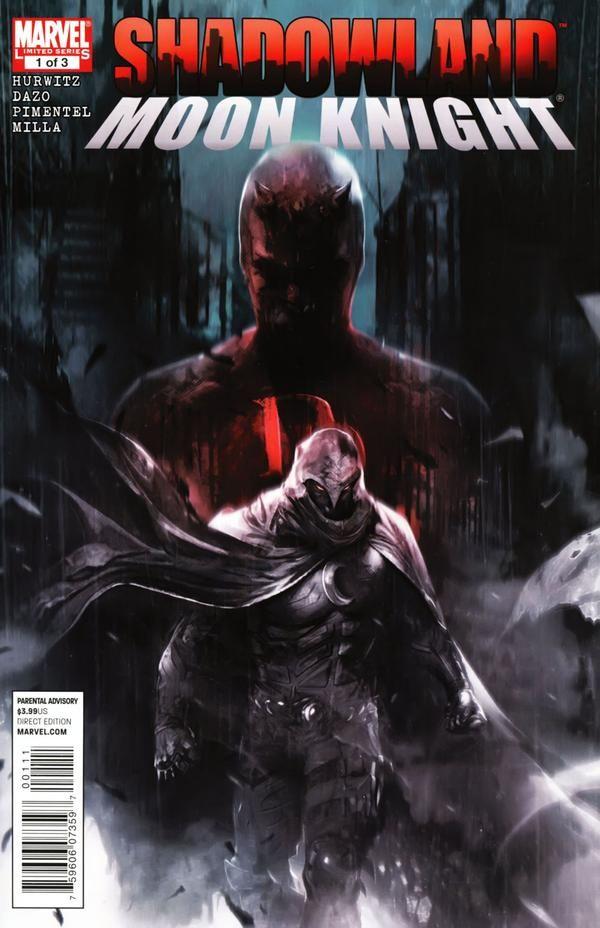Shadowland: Moon Knight vol 1 #1