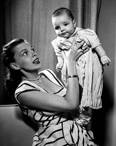 Dorothy, er, Judy Garland and a little Liza Minnelli.