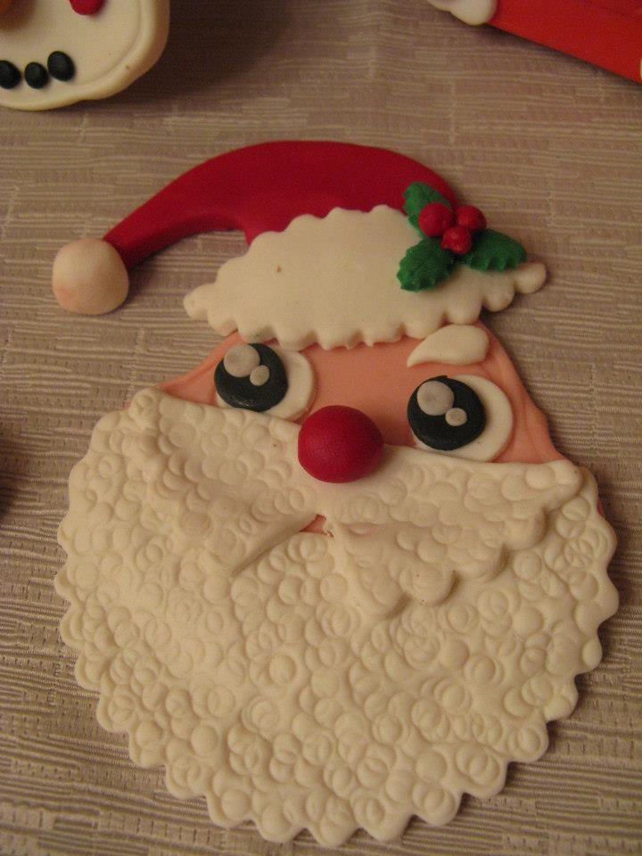 Babbo Natale. Omar Busi