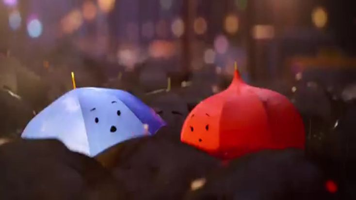 The Blue Umbrella (2013) Pixar short. You know Disney does it right when inanimate objects can make you cry. [Click through]
