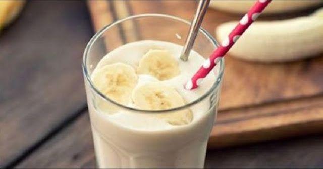 A fantástica bebida com banana que faz muito bem e elimina gordura da barriga rapidamente | Cura pela Natureza