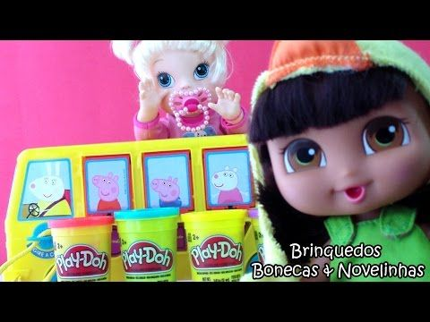 Peppa Pig - todos os episódios - parte 19 de 22 - Português (BR) - YouTube