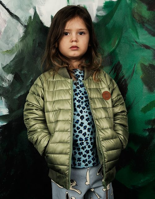 MINI RODINI AW16 - YOUNG AND WILD IN ALASKA