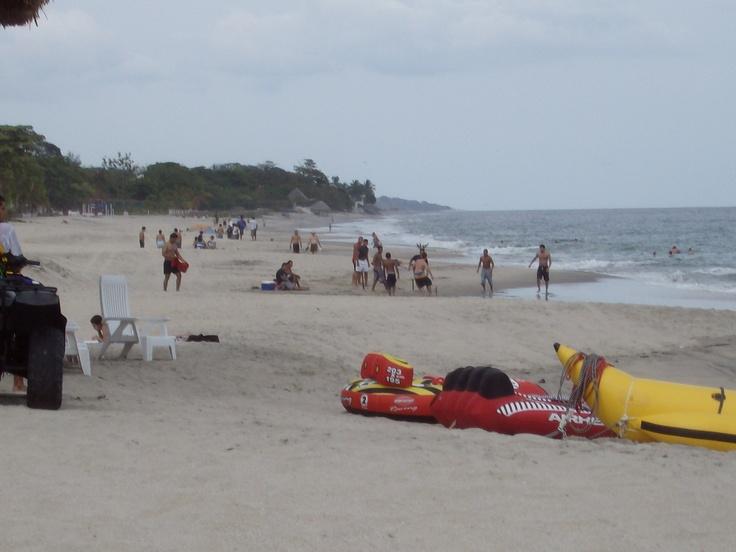 Beach/Pacific Ocean/Panama