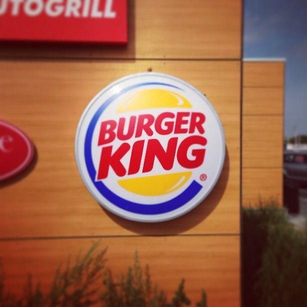 Mon premier Burger King Français ! Avec une préférence pour pour le Steakhouse Rodéo