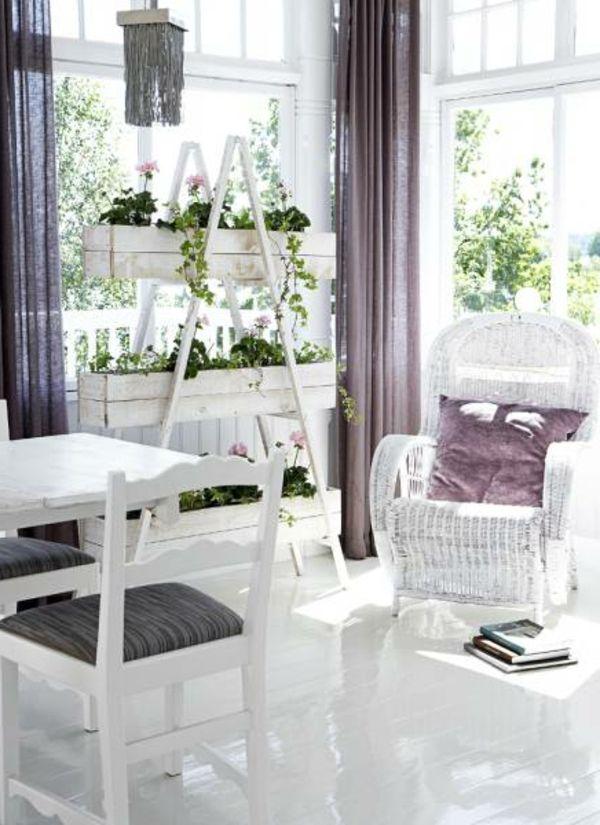 15 pingles rideau violet incontournables rideaux de - Chambre dans veranda ...