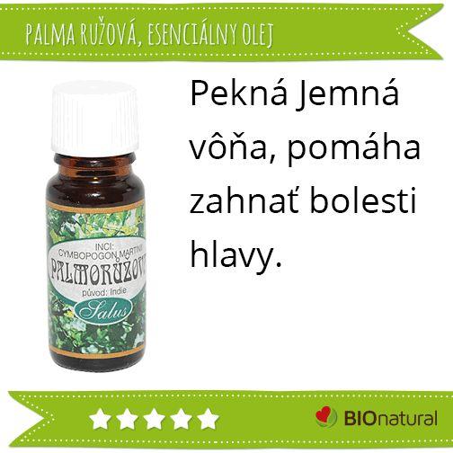 Hodnotenie esenciálneho oleja ružová palma http://www.bionatural.sk/p/ruzova-palma-etericky-olej?utm_campaign=hodnotenie&utm_medium=pin&utm_source=pinterest&utm_content=&utm_term=eo_ruz_palma