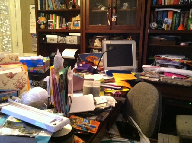 13 Best Images About Messy Desks On Pinterest Studios