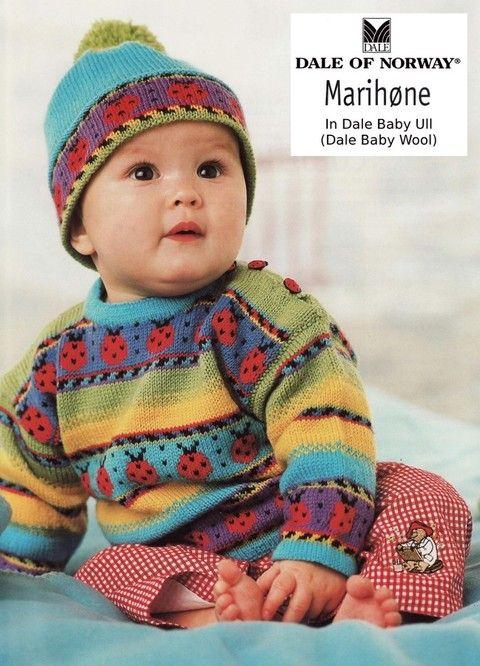 46 Best Dalegarn Babyknits Images On Pinterest Norway Baby