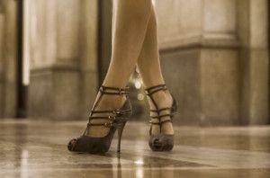 Gaetano Perrone - Shoes  Buy now: http://www.onefive.tv/video/gaetano-perrone-crystal-floor/
