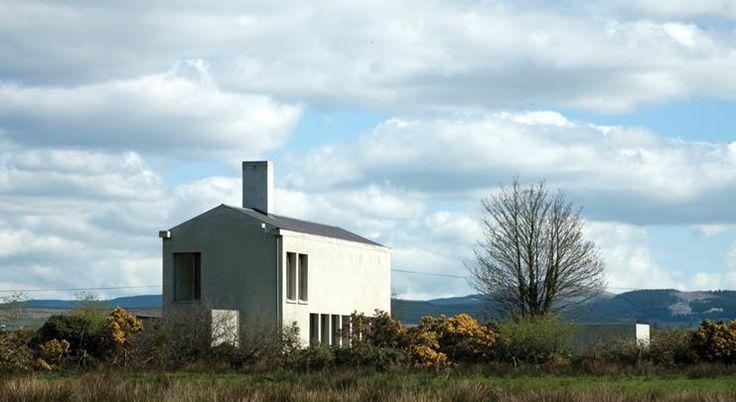 Steve Larkin, Ballyedmond House, Hacketstown, 2011 www.stevelarkinarchitects.ie/