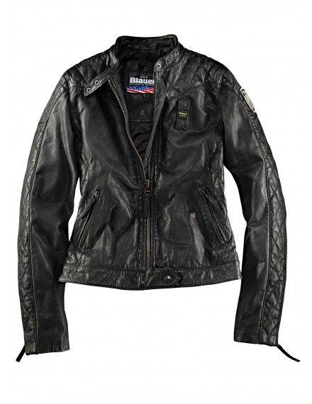 43 best blauer usa images on pinterest leather jackets. Black Bedroom Furniture Sets. Home Design Ideas