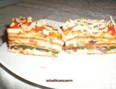 Posna slana torta | Recepti | Žena