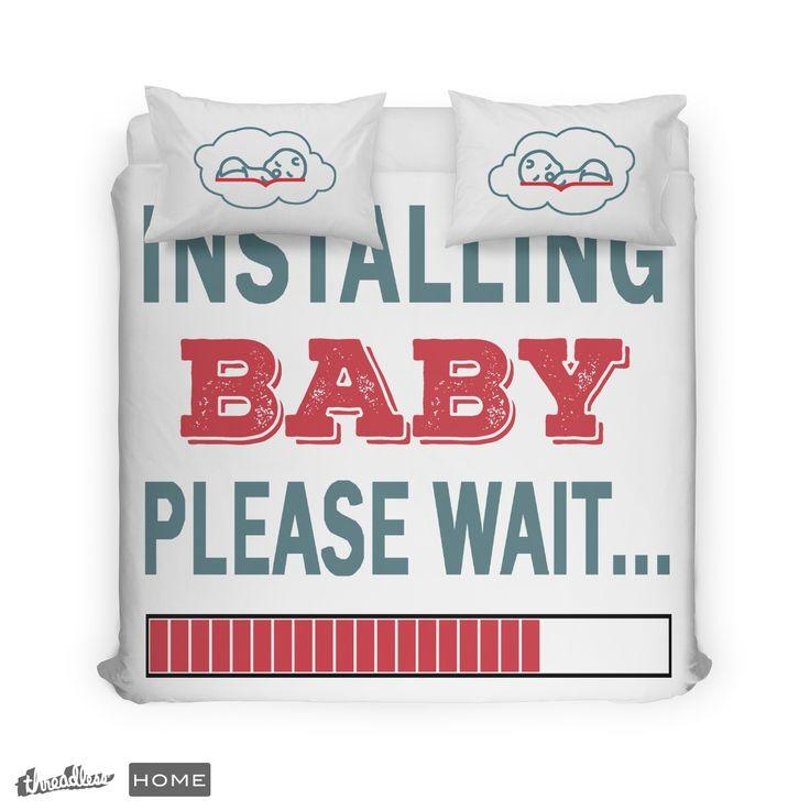 Installing Baby on Threadless