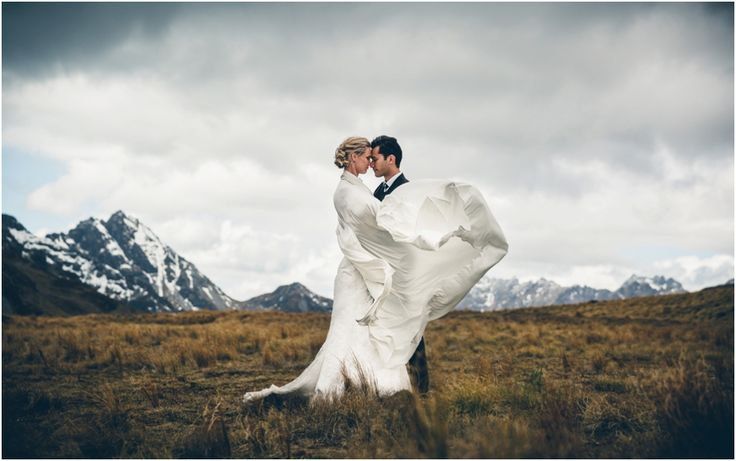 Epic New Zealand Wedding by Jim Pollard Goes Click