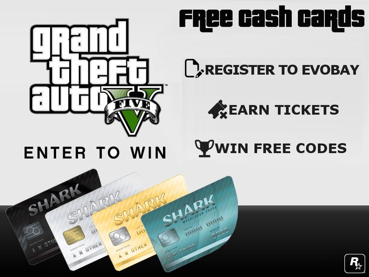 Daily GTA 5 Free Money Cards Giveaway
