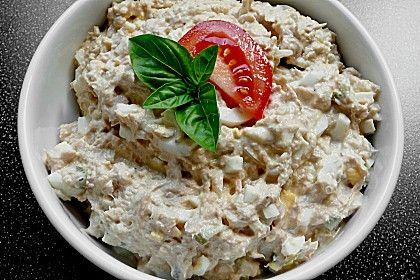 Amerikanischer Thunfischsalat, ein raffiniertes Rezept aus der Kategorie Frühstück. Bewertungen: 61. Durchschnitt: Ø 4,2.