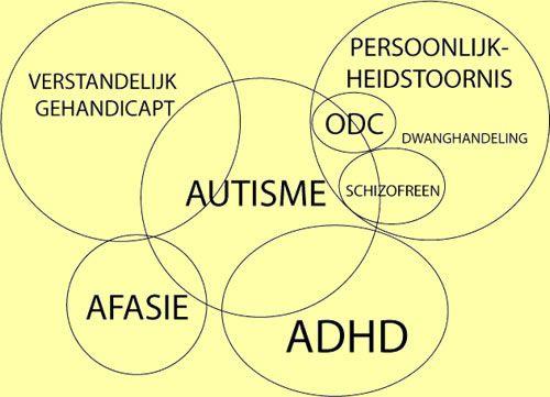 Vormen van autisme