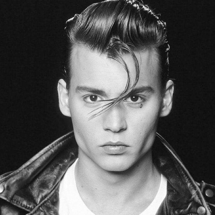 johnny depp-cutter-hair-trend ideas