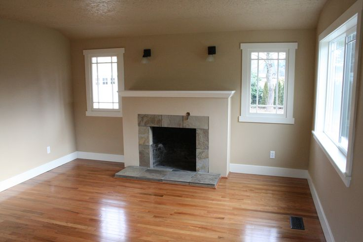 Furniture Layout With Fireplace Between Windows Google
